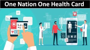 one nation health card