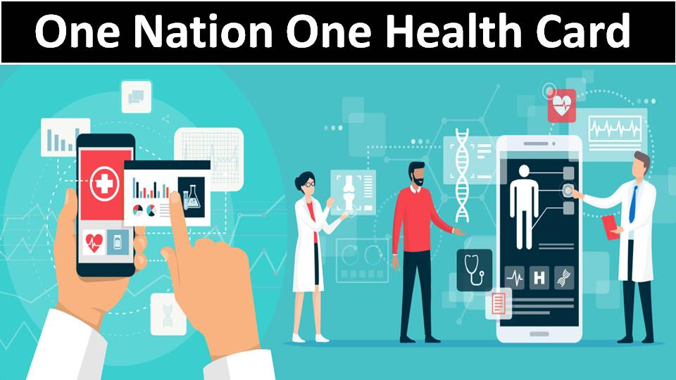 one nation health card